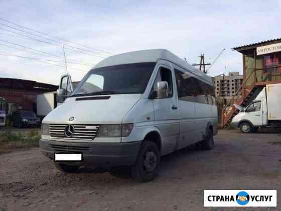 Пассажирские перевозки на Mercedese Омск