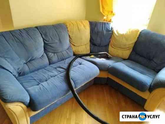 Химчистка мебели Омск