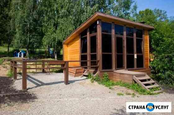 Аренда беседок на любое торжество Иркутск