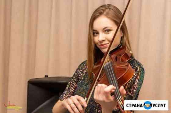 Скрипка. Музыкант на праздник. Живая музыка Иркутск