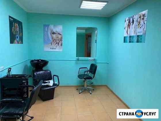 Место парикмахера Омск
