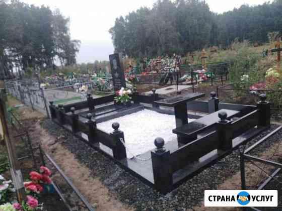 Установка памятников(без посредников) Омск