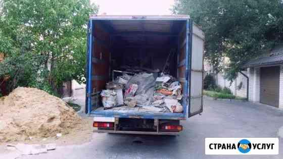 Вывоз строительного мусора Омск