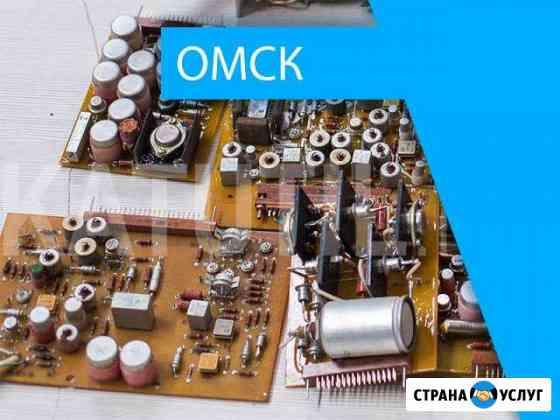 Скупка электронного лома в Омске Омск