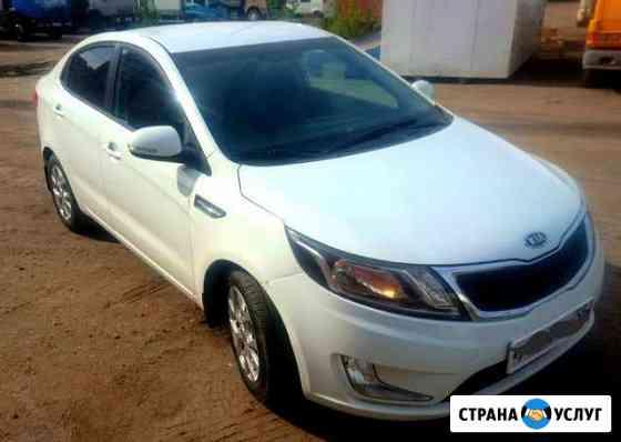 Прокат аренда посуточно автомобиля KIA Омск