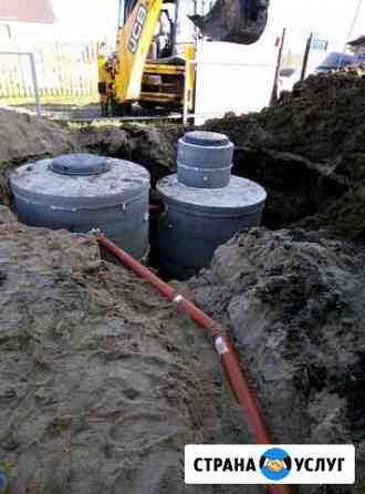 Копка выгребных ям, под фундамент ручная к Омск