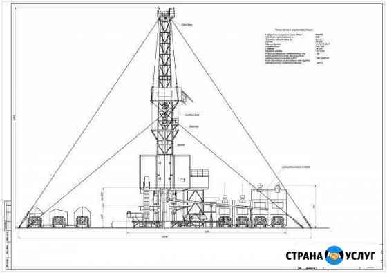Выполнение чертежей Омск