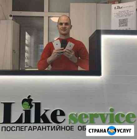 Ремонт телефонов, iPhone / Айфонов. Замена стекла Омск