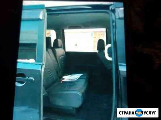 Пассажирские перевозки Омск