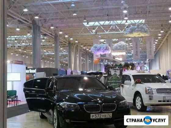 Аренда прокат автомобиля с водителем BMW и toyota Омск