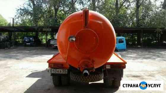 Изготовление цистерн для ассенизаторов Омск