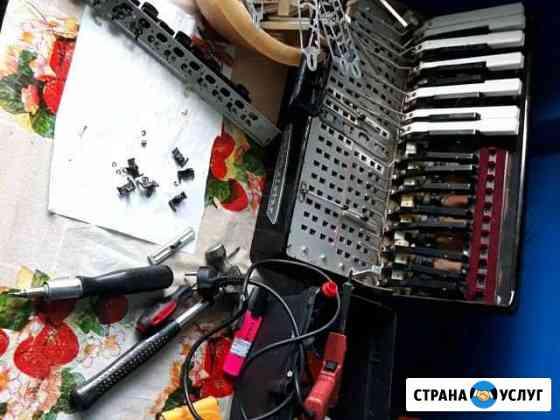 Ремонт аккордеонов Иркутск