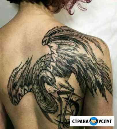 Татуировки, тату-мастер Астрахань