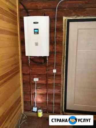 Отопление Радиаторы Тёплый водяной пол Иркутск