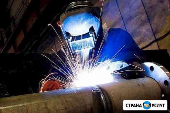Сварочные работы любой сложности Иркутск