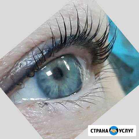Обучение ламинированию и Ботокс ресниц Астрахань