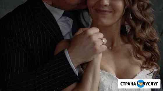 2-х камерная видеосъёмка свадьбы. Видеограф Омск