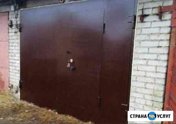 Металлические двери и ворота Астрахань