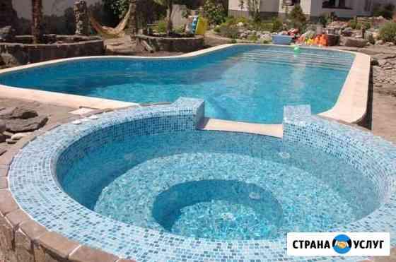 Проектирование и строительство бассейнов Омск