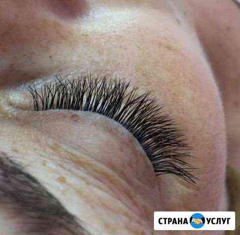 Обучение наращиванию ресниц (индивидуальное) Астрахань