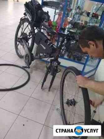 Ремонт велосипедов Омск
