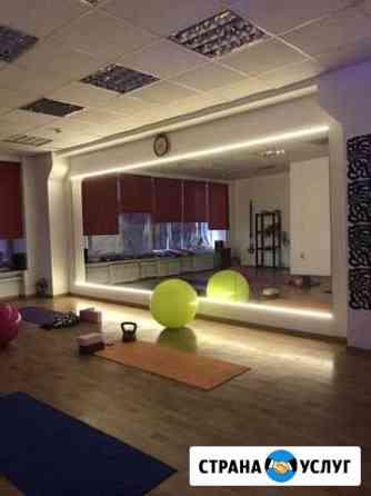 Почасовая аренда спортивного/танцевального зала в Омск