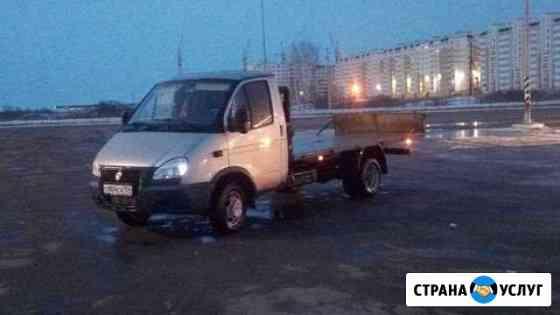 Аренда автомобиля газель 4м с водителем Омск