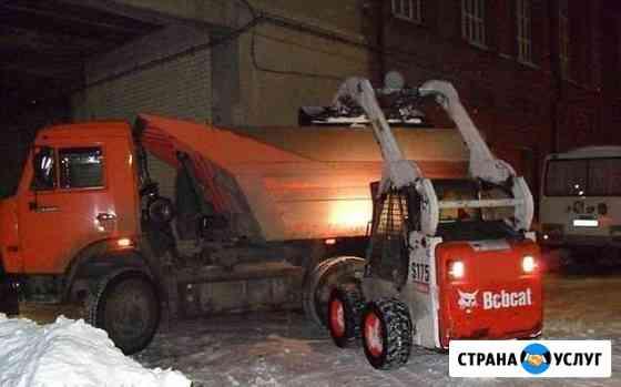 Бобкет, Самосвал, Кран-борт Иркутск