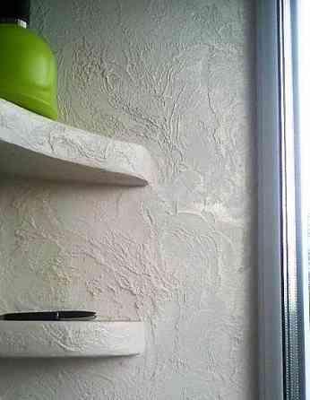 Декоративная штукатурка из недорогих материалов Омск