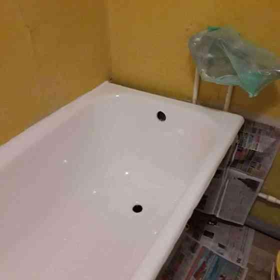Реставрация ванн Омск