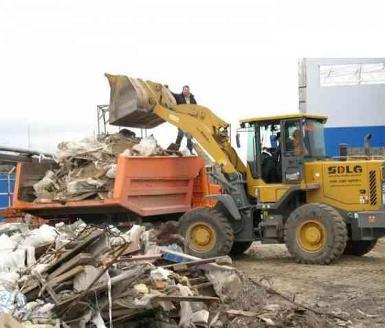 Вывоз строительного мусора Одинцово