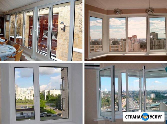 Продажа и монтаж окон ПВХ, остекление балконов в Одинцово Одинцово - изображение 1